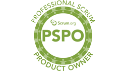 Certification SCRUM PSPO NIV1